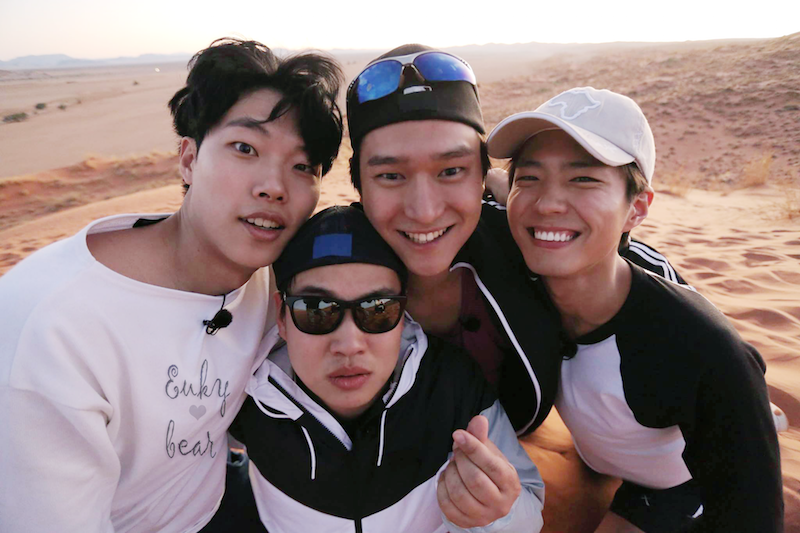 """Ryu Jun Yeol Shares Heartwarming Photo With """"Reply 1988"""" Co-Stars At His New Home"""