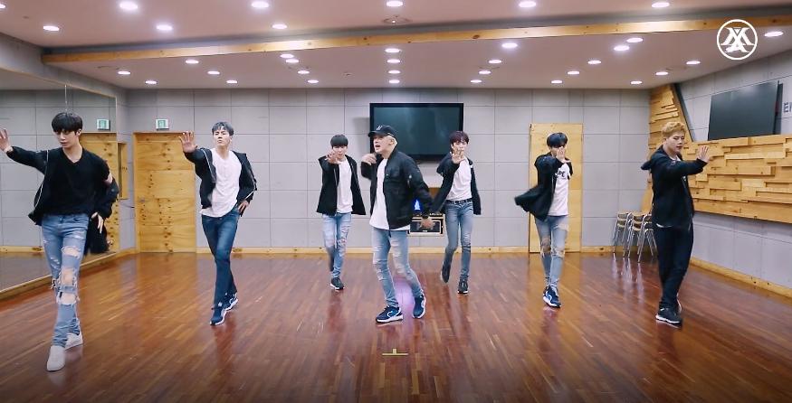 "Watch: MONSTA X Showcases Sleek Choreography In Dance Practice Video For ""Beautiful"""