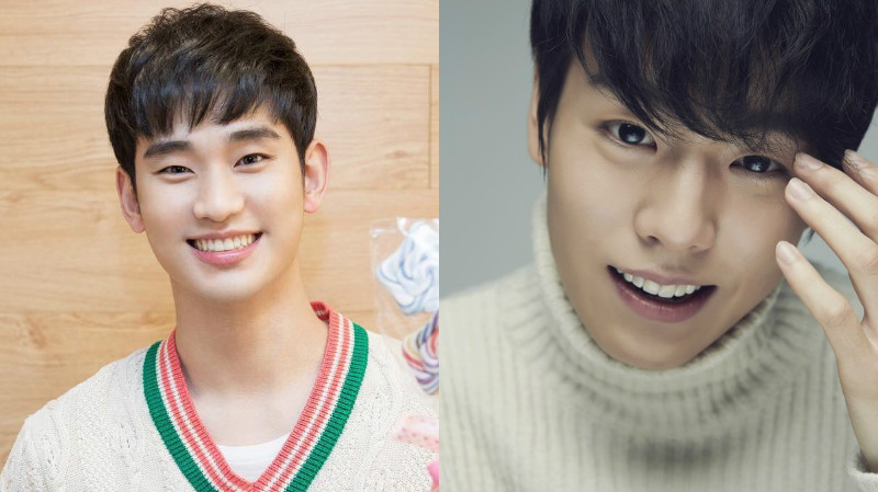 "Kim Soo Hyun Shows His Adorable Way Of Supporting Lee Hyun Woo's Drama ""The Liar And His Lover"""