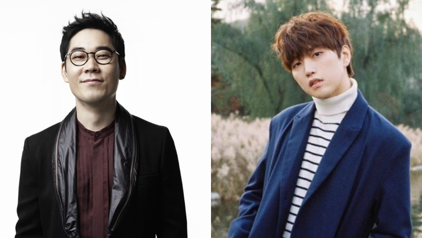 """B1A4's Sandeul To Reunite With Kim Yeon Woo For Special """"Yoo Hee Yeol's Sketchbook"""" Performance"""