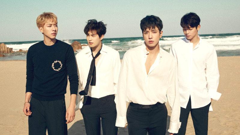 CNBLUE Soars To Top Ranks On Billboard's Twitter Top Tracks Chart