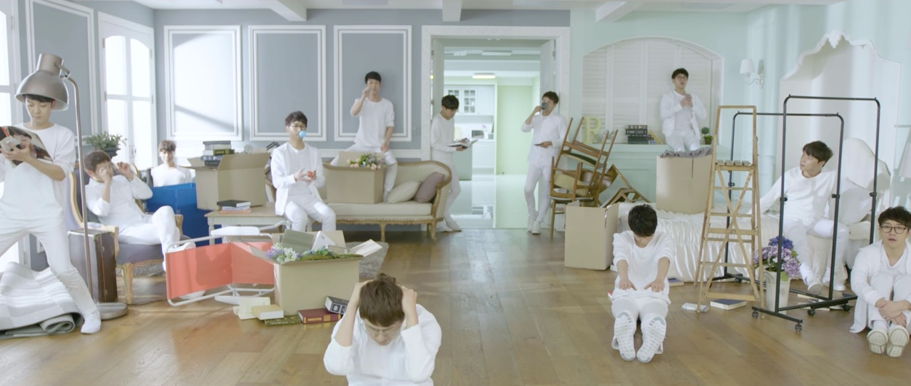 """Watch: Sweet Sorrow Does Some Spring Cleaning And Showcases Soothing Harmonies In """"Sign"""" MV"""