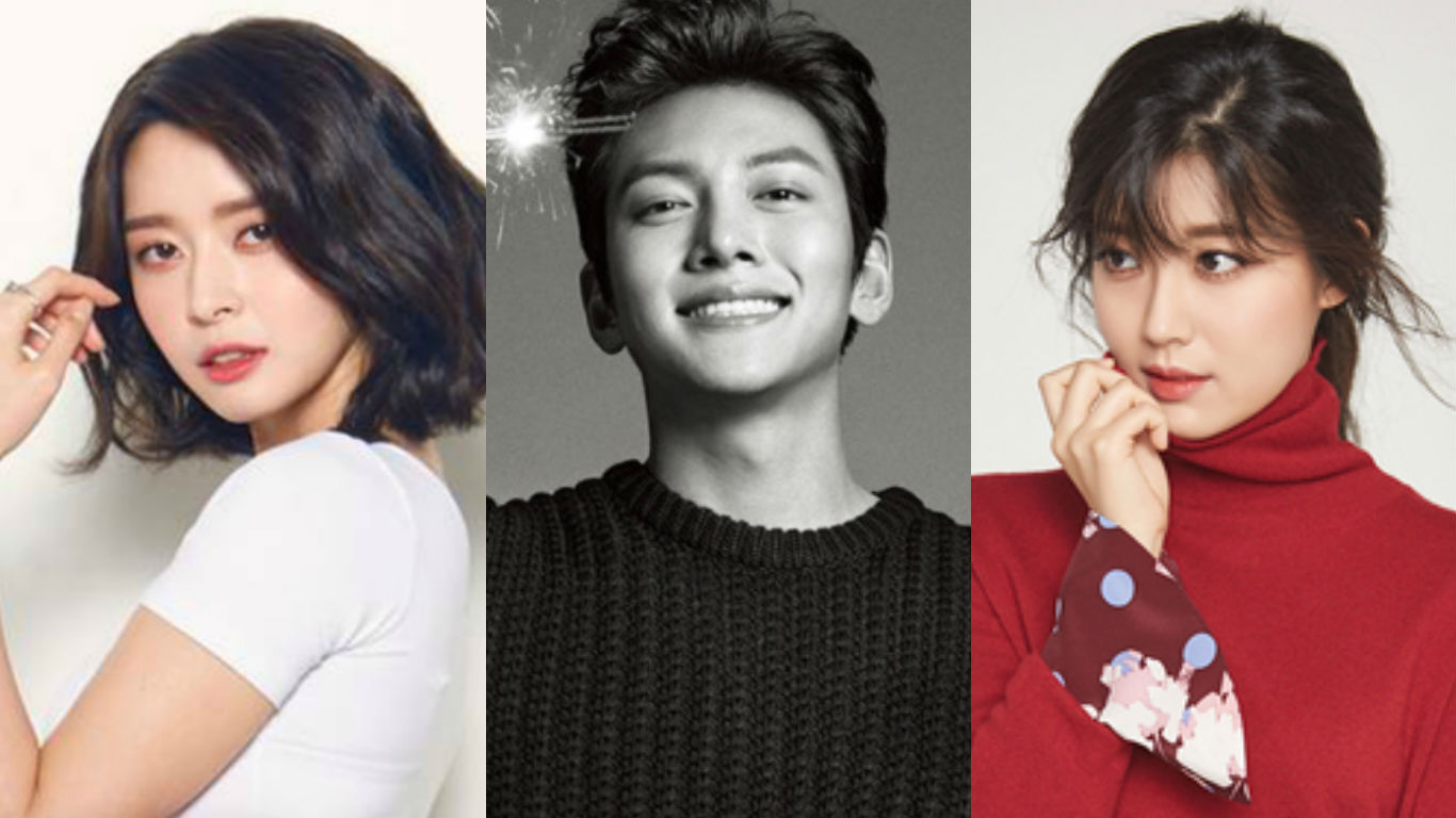Hello Venus's Nara Joins Ji Chang Wook And Nam Ji Hyun In New SBS Drama