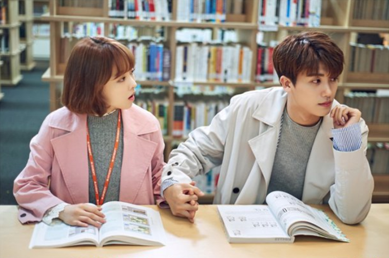 """Strong Woman Do Bong Soon"" Raises Anticipation With New Sweet And Heart Fluttering Stills"