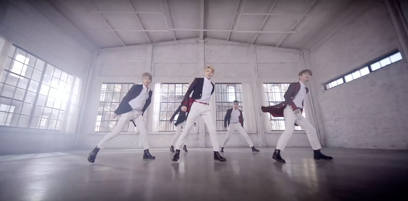 """Watch: INX Hypes Fans Up With New MV Teaser For """"2GETHER"""""""