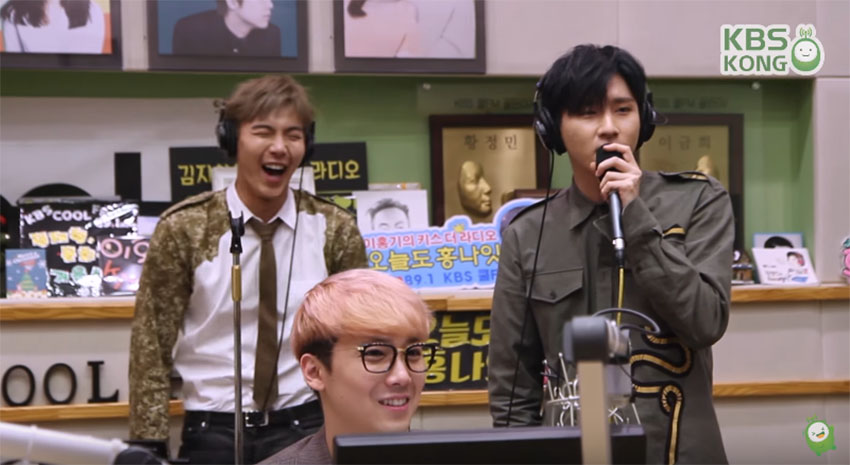 "Watch: MONSTA X Laughs Their Way Through Playful Cover Of BIGBANG's ""FXXK IT"""