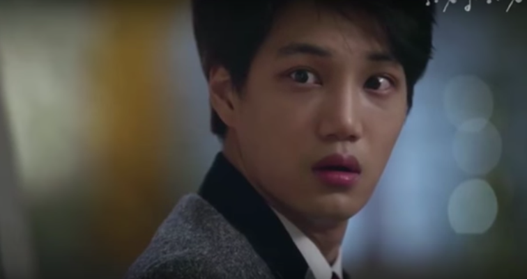 "Watch: EXO's Kai Shows Comical Acting In Slightly Morbid Teaser For ""Andante"""