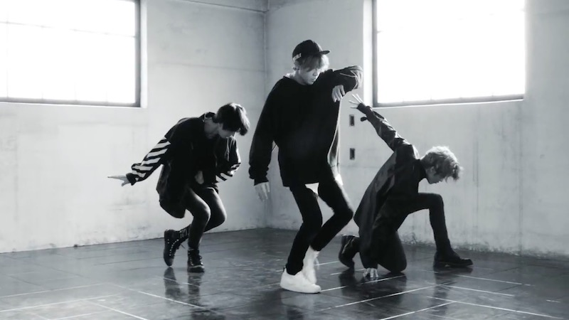 Watch: Woollim Entertainment Trainees Show Off Their Impressive Dance Skills In New W Project