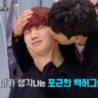"""Watch: GOT7 Tortures JB With Love And Kisses During Punishment On """"New Yang Nam Show"""""""