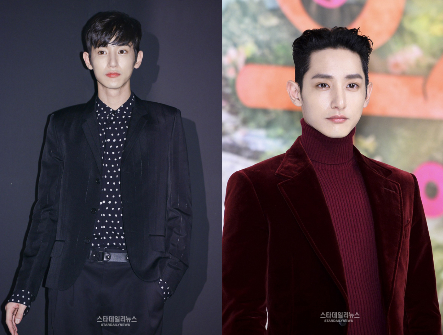 lee soo hyuk makes fans do a double take with surprising new look