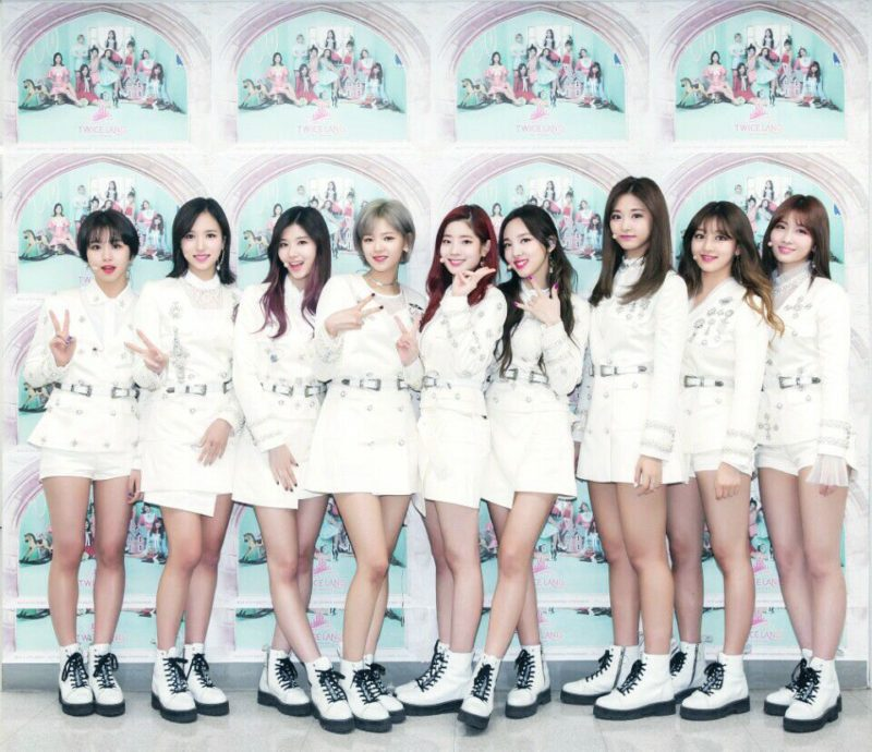 JYP Responds To Reports About TWICE's Comeback