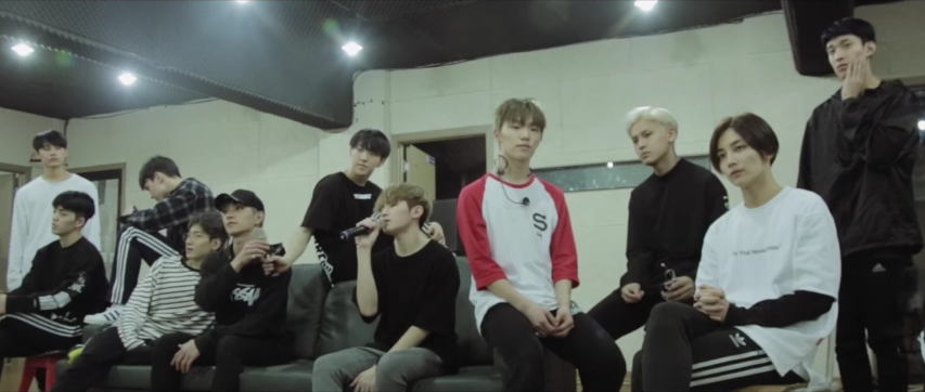 "Watch: SEVENTEEN Thinks Of Their Fans As They Sing ""Smile Flower"" In Nostalgic MV"