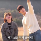 Watch: CNBLUE's Kang Min Hyuk Surprises Lucky Fan By Taking Her Paragliding