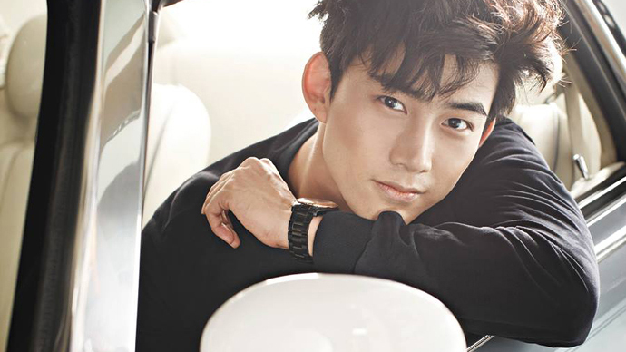 2PM's Taecyeon Says He Will Likely Enlist Before His New Drama Airs