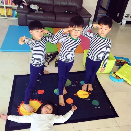 "Updates Show Former ""The Return Of Superman"" Kids Meeting Up For Adorable Playdate"