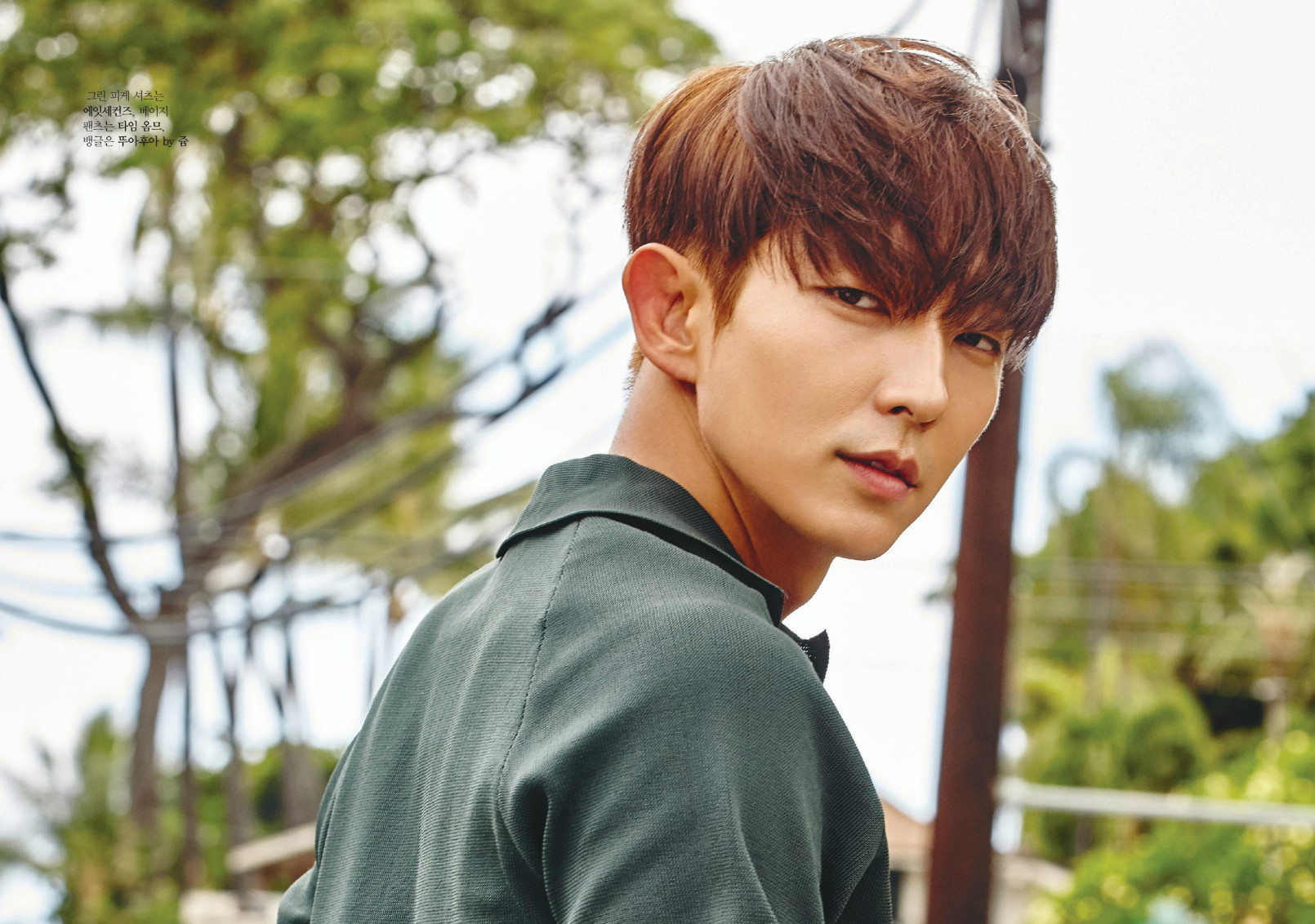 Lee Joon Gi Reveals He Wants To Be In A Romantic Comedy But He Never Gets Any Offers