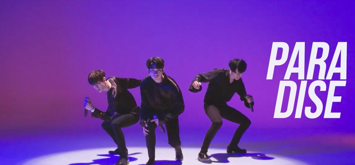 "Watch: GOT7's Mark, Jinyoung, And Yugyeom Team Up For ""Paradise"" Performance Video"