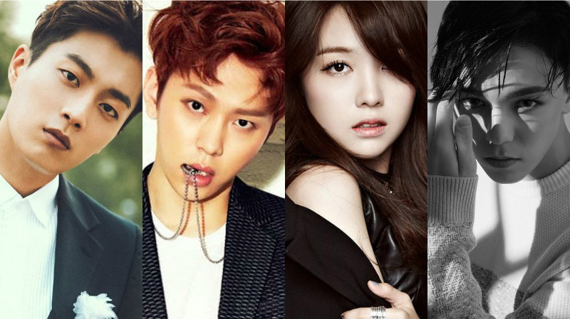 """Highlight's Yoon Doo Joon, Yong Junhyung, Girl's Day's Minah, And SEVENTEEN's Vernon To Guest As Panelists On """"King Of Masked Singer"""""""