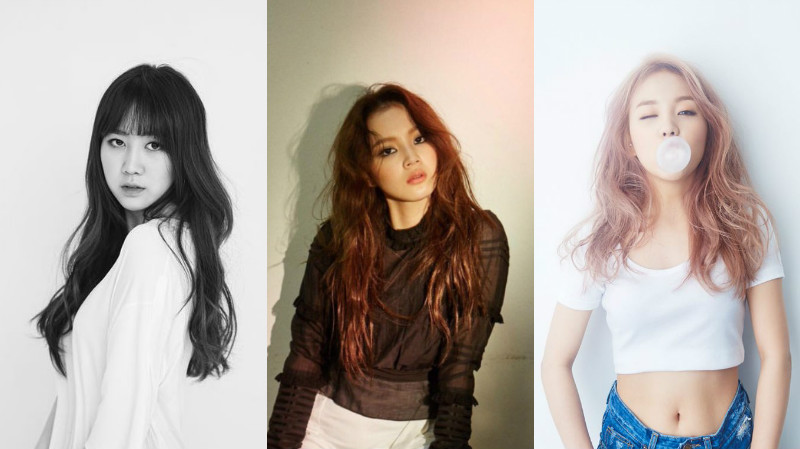 "15&'s Park Jimin, Lee Hi, And Baek A Yeon To Perform Collaboration Stage For ""K-Pop Star 6"""