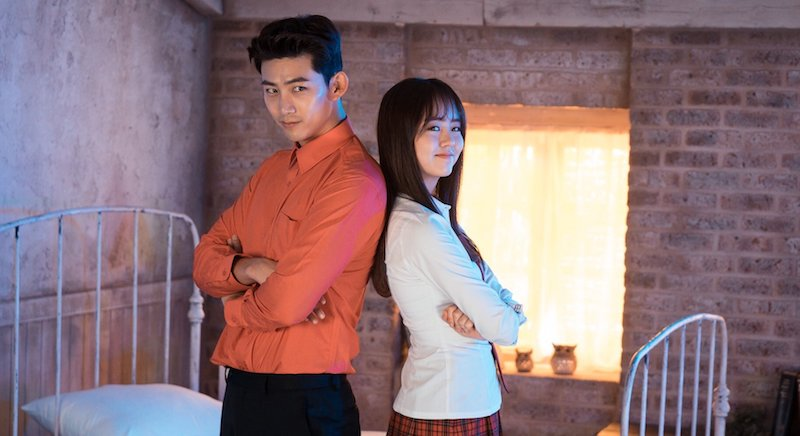 "Kim So Hyun Thanks ""Bring It On, Ghost"" Co-Star Taecyeon Of 2PM For Kind Gift"