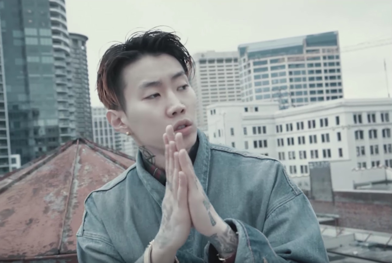 """Watch: Jay Park Goes Hard With New Track """"Raw Sh!t"""""""