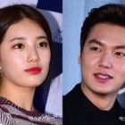 JYP Responds To Reports About Suzy And Lee Min Ho's 2nd Anniversary Party