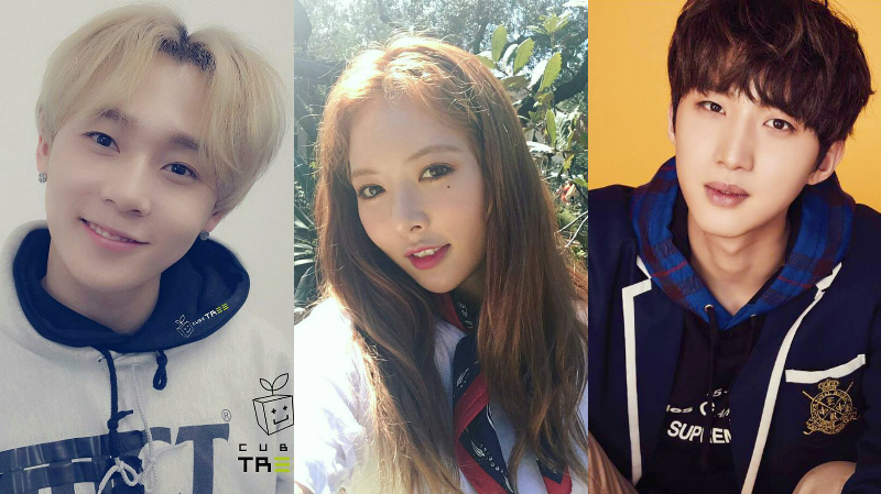 PENTAGON Members Confirmed To Join HyunA For Cube Entertainment's New Unit Project