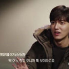Lee Min Ho Shares His Intense 2-Year Experience At The DMZ