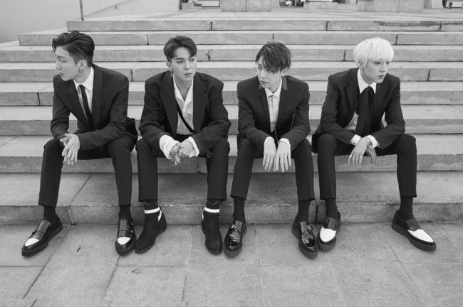 WINNER Tops Global And Domestic Charts With New Single