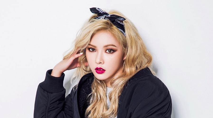 Reality Show To Follow HyunA During Preparations For New Unit Triple H