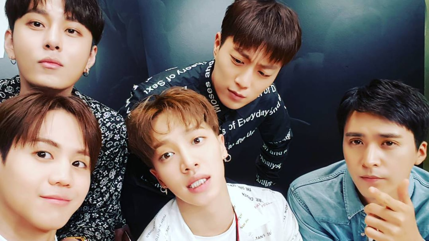Highlight's Son Dongwoon Reveals The Most Rebellious Thing The Group Did As BEAST