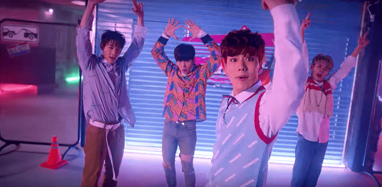 "Watch: IMFACT Wants Everyone To ""Tension Up"" With New Energy-Filled Music Video"
