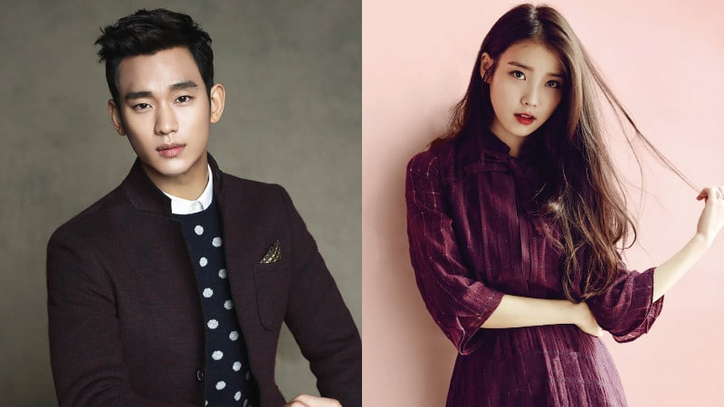 """Kim Soo Hyun Shows Loyalty To """"Dream High"""" Co-Star IU By Starring In Her Music Video"""
