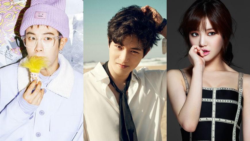 Block B's P.O Joins CNBLUE's Lee Jong Hyun And Lee Yoo Bi For New Romance Drama