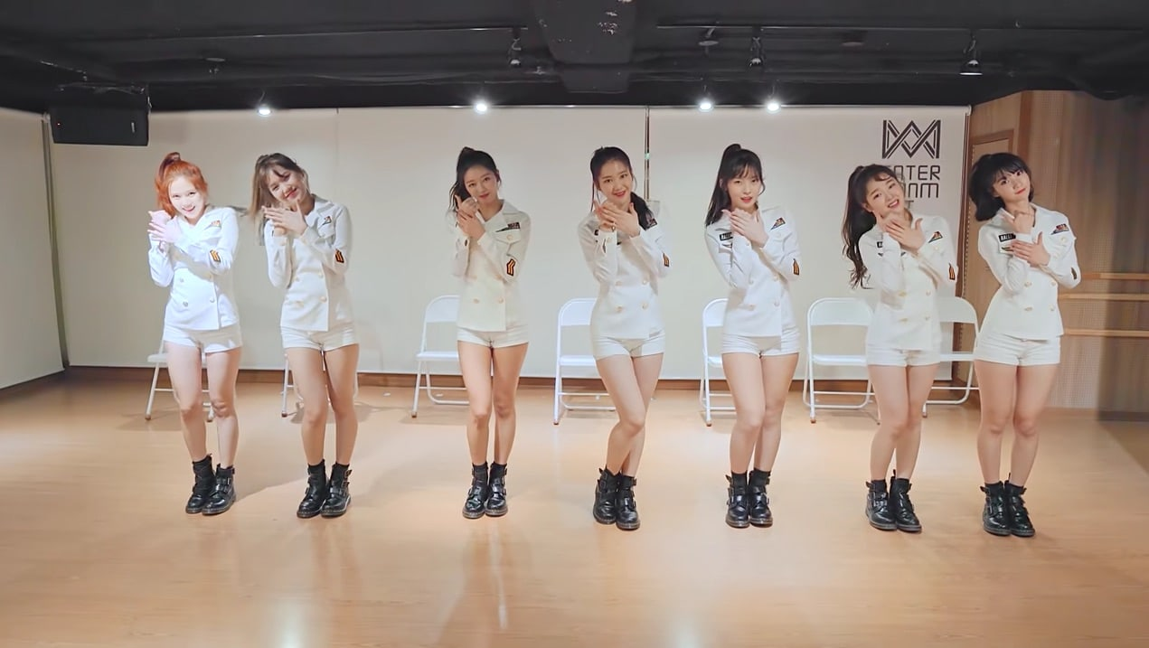 "Watch: Oh My Girl Wows With Powerful And Energetic Dance Video For ""Perfect Day"""