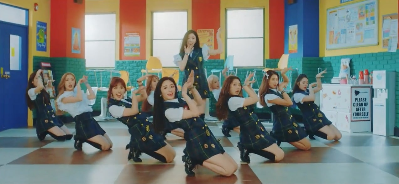 """Watch: PRISTIN Releases Bubbly And Fun Dance Version Of """"WEE WOO"""" MV"""