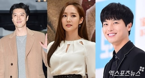 Lee Dong Gun Joins Park Min Young And Yeon Woo Jin For New KBS Historical Drama