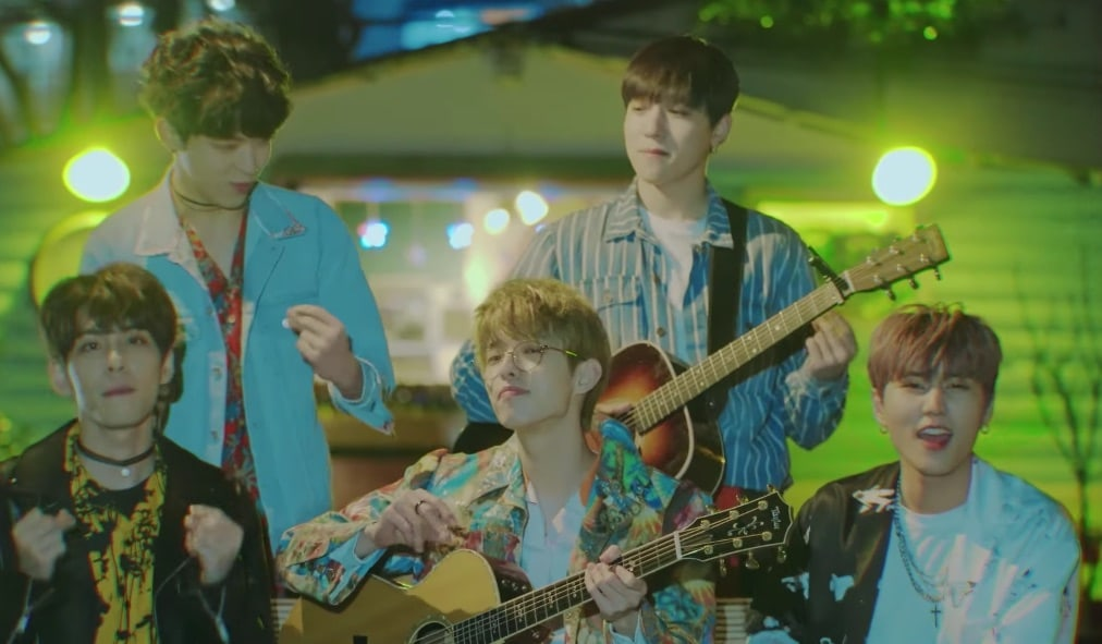 "Watch: DAY6 Says ""I'm Serious"" About Their Love In New MV"