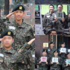 Kwanghee Is All Smiles In New Photos From Military Training