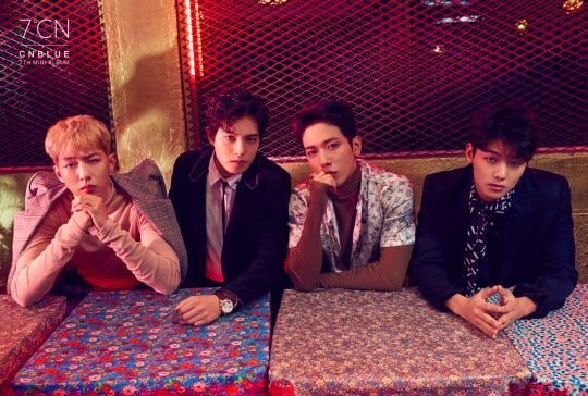 CNBLUE To Hold Concert In Korea For The First Time In Over A Year