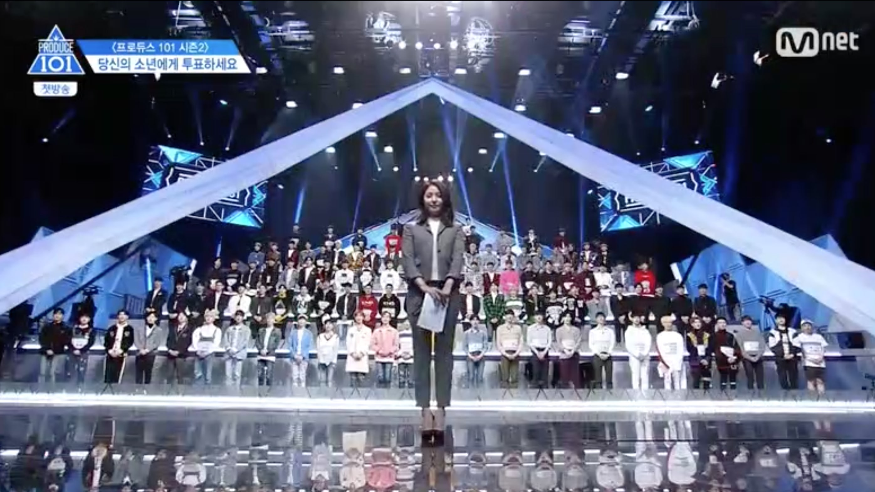 Contestants Of Produce 101 Season 2 Undergo Harsh Evaluations In First Episode