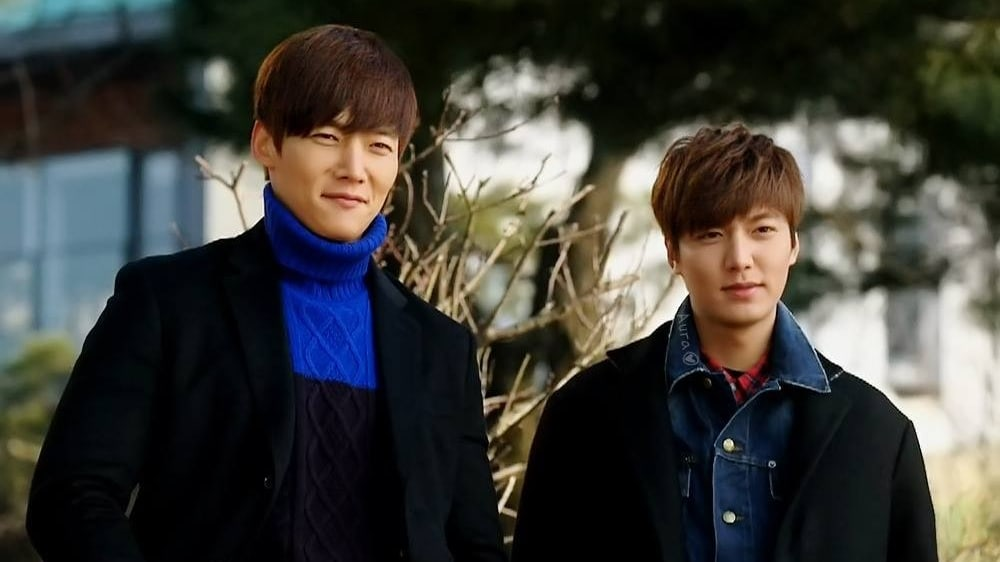 "Lee Min Ho Shows Support For Good Friend Choi Jin Hyuk's New Drama ""Tunnel"""