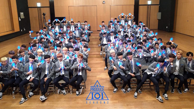 Top Ranking Contestants Of Produce 101 Season 2 To Perform On Next Weeks M!Countdown