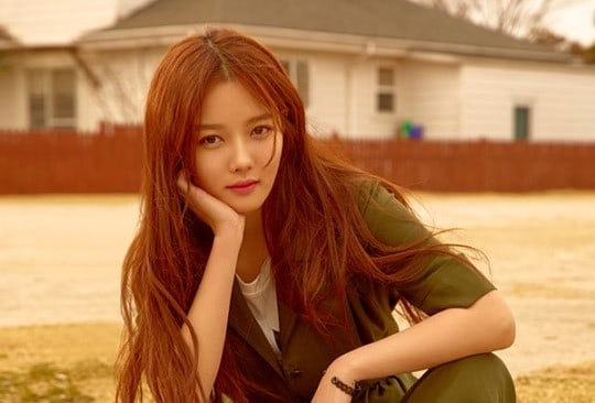 kim yoo jung opens up about love work and being a high school