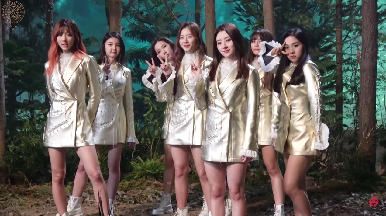 """DreamCatcher Jokes Around And Has Fun In Behind-The-Scenes Video For """"Good Night"""" MV"""
