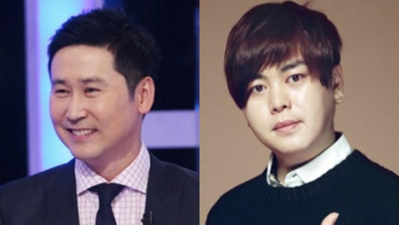 Shin Dong Yup Advises Moon Hee Jun On Married Life