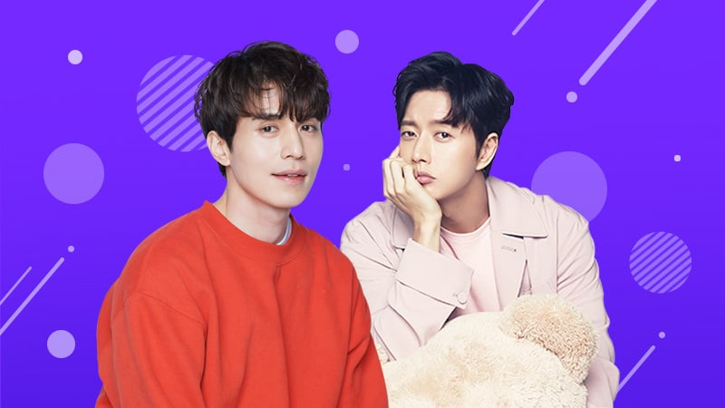 Watch Special Broadcasts Of Lee Dong Wook And Park Hae Jin On V LIVE!