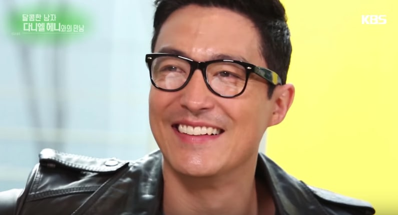 Daniel Henney Shows Some Korean Pride And Reveals Which Variety Show He Wants To Try