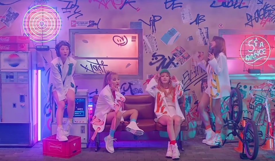 "Watch: EXID Wants To Spend The ""Night Rather Than Day"" With You In New MV"
