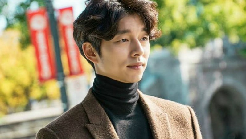 Image result for Gong Yoo